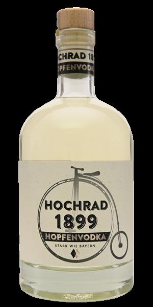 Hochrad 1899 Hopfenvodka 0,5 l 42% Alk.