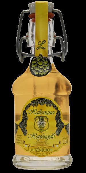 Hallertauer Hopfengold 0,04 l 56 % Vol.