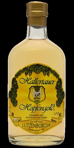 Hallertauer Hopfengold 0,35 l 56 % Vol.
