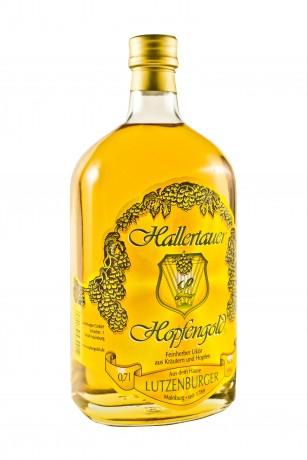 Hallertauer Hopfengold 0,7 l 56 % Vol.
