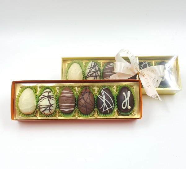 Desserteier 6er Packung