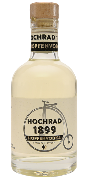 Hochrad 1899 Hopfenvodka 0,2 l 42% Alk.