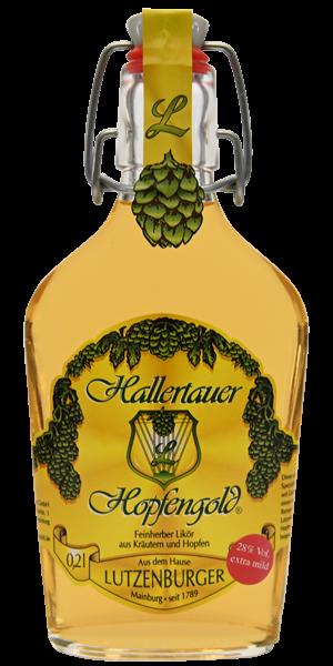 Hallertauer Hopfengold 0,2 l 28 % Vol.