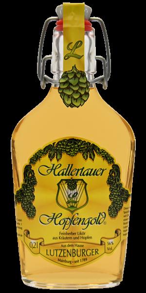 Hallertauer Hopfengold 0,2 l 56 % Vol.