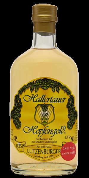 Hallertauer Hopfengold 0,35 l 28 % Vol.